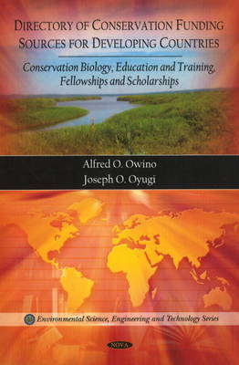 Directory of Conservation Funding Sources for Developing Countries by Alfred O. Owino image
