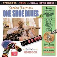 One Shoe Blues by Sandra Boynton image