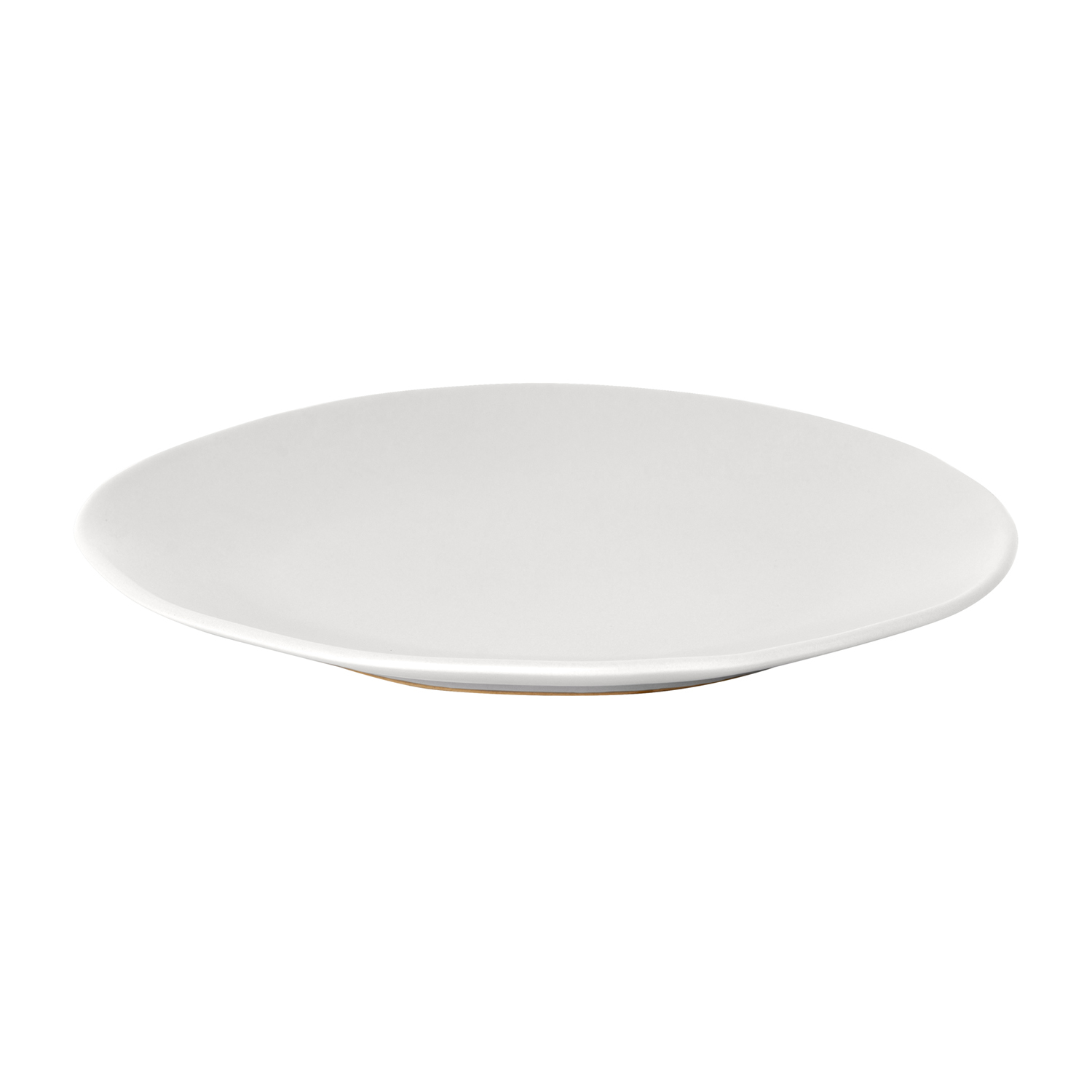 General Eclectic: Freya Dinner Plate - White image