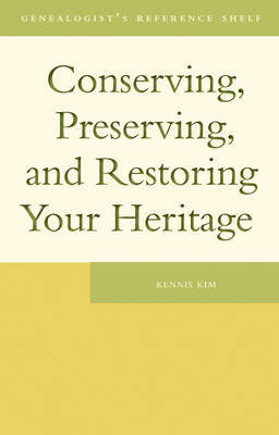 Conserving, Preserving and Restoring Your Heritage by Kennis Kim image