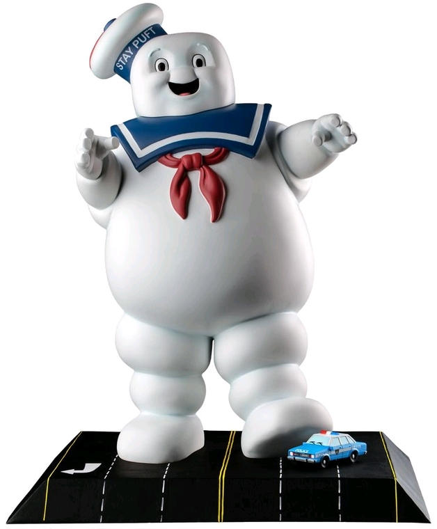 """Ghostbusters: Stay Puft - 18"""" Collectors Statue"""