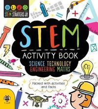 STEM Activity Book by Jenny Jacoby