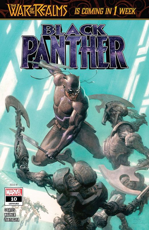 Black Panther - #10 (Cover A) by Ta-Nehisi Coates