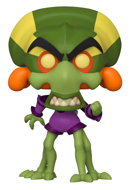 Crash Bandicoot: Nitros Oxide - Pop! Vinyl Figure
