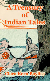 A Treasury of Indian Tales by Clara Kern Bayliss image
