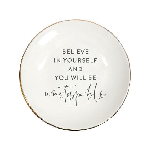 Splosh: Tranquil Believe Trinket Plate