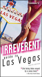 Frommer's Irreverent Guide to Las Vegas by Mary Herczog image