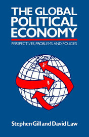 The Global Political Economy by Stephen Gill image