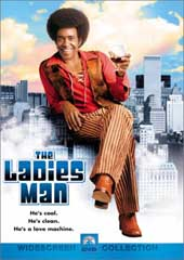 The Ladies Man on DVD