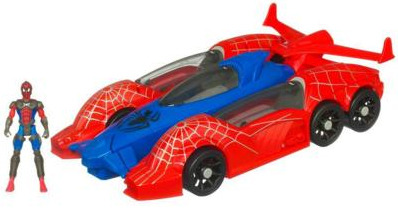 Spider-Man All-Mission Racer Vehicle image