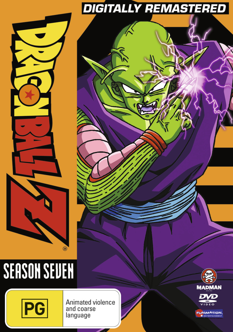 Dragon Ball Z - Season 7 on DVD image