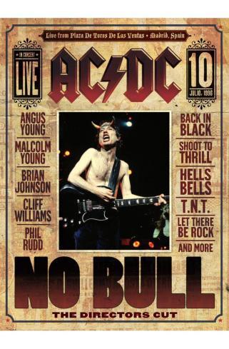 AC/DC - No Bull on DVD