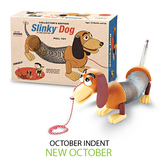 Toy Story Retro Packaged Slinky Dog