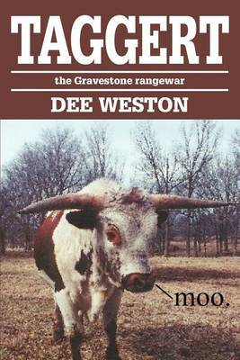 Taggert: The Gravestone Rangewar by Dee Weston image
