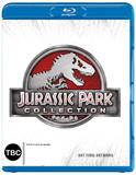 Jurassic World Box Set on Blu-ray
