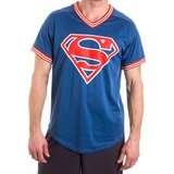 DC Comics - Superman 00 Athletic Mesh Jersey (Small)