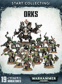 Warhammer 40,000 Start Collecting! Orks