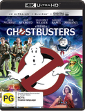 Ghostbusters (4K UHD + UV) DVD