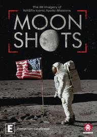 Moon Shots on DVD