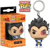 Dragonball Z - Vegeta Pop! Keychain