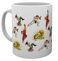 Street Fighter: Sprites Mug (300ml)
