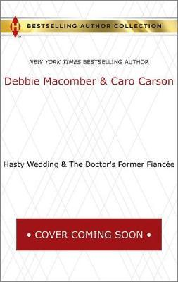 Just Married & the Doctor's Former Fiancee by Debbie Macomber image