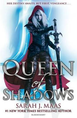 Queen of Shadows by Sarah J Maas image
