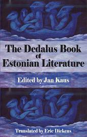 The Dedalus Book of Estonian Literature image