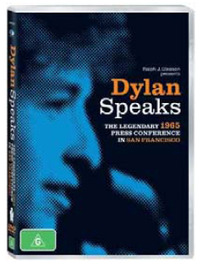 Dylan Speaks on DVD image