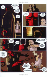 Hellboy: v. 3: Chained Coffin and Others by Mike Mignola image