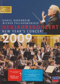 Wiener Philharmoniker - Neujahrskonzert: New Year's Concert 2009 DVD image