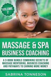 Massage & Spa Business Coaching by Sabrina Tonneson image