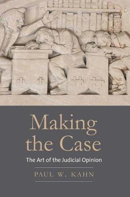 Making the Case by Paul W Kahn image