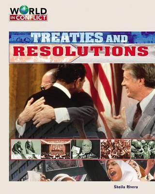 Treaties and Resolutions by Sheila Rivera