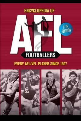 Encyclopedia of AFL Footballers 11th Edition by Russell Holmesby image