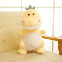 Gorilla: Dino Showing Teeth Plush - Yellow (60cm)