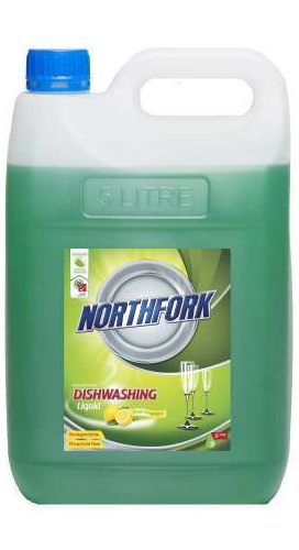 Northfork GECA Dishwashing Liquid 5L