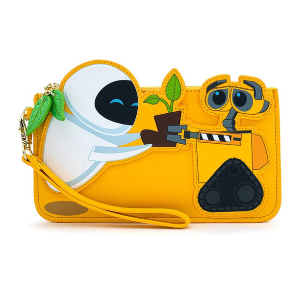 Loungefly: Wall-E - Plant Boot Wallet