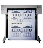 Hewlett-Packard HP DesignJet 430 Mono Printer (A1/D)       **** Bulk Freight ****