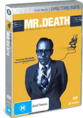 Mr Death: The Rise And Fall Of Fred A. Leuchter Jr. on DVD