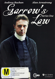Garrow's Law - Series One on DVD