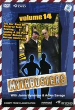 Mythbusters - Vol. 14 on DVD