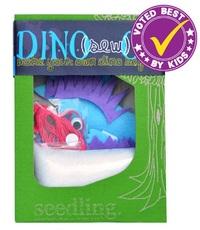 Seedling: Dino-sew-or - Little Dino Plush
