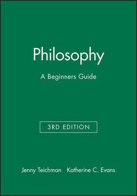 Philosophy by Jenny Teichman