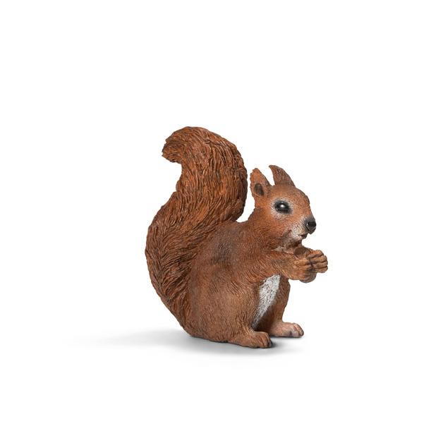 Schleich: Squirrel Eating