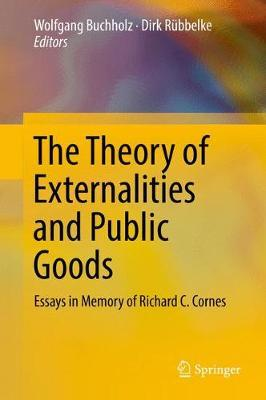 The Theory of Externalities and Public Goods image