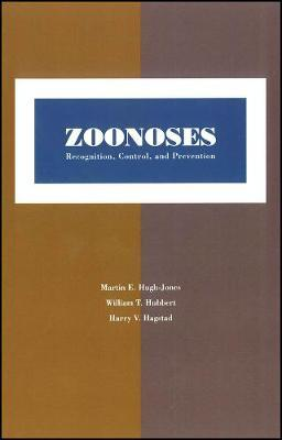 Zoonoses by Martin E.Hugh- Jones image