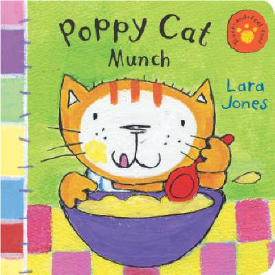 Poppy Cat Munch by Lara Jones