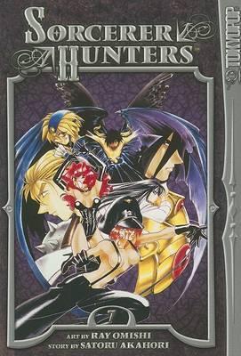 Sorcerer Hunters: v. 7 by Satoru Akahori image