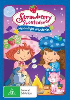 Strawberry Shortcake - Moonlight Mysteries on DVD image